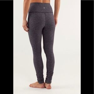 LULULEMON Herringbone Wunder Under Leggings Pants